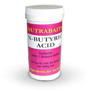 Nutrabaits N-Butyric Acid 20ml