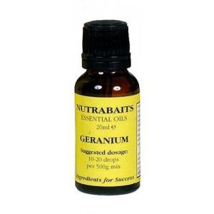 Nutrabaits Esential Oil Geranium 20ml