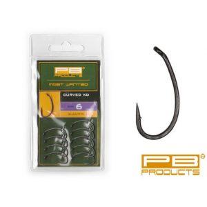 PB Products Curved KD pontyozó horog