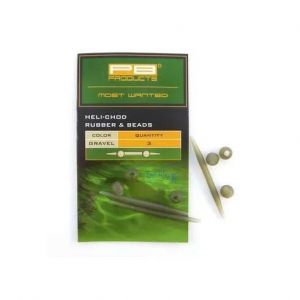 PB Products Heli Chod Rubber & Beads