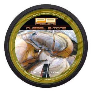 PB Products Mussel 2-Tone kevlár előtétzsinór