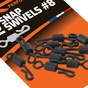 ROK SNAP Swivels - Quick change - 12 darab/csomag
