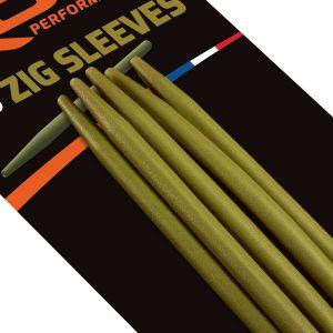 ROK - Zig Sleeves - gubancgátló ujjak - 15 darab/csomag