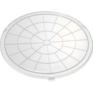 ROK Fedél 13 literes vödörhöz - áttetsző - Transparent Bucket Cover