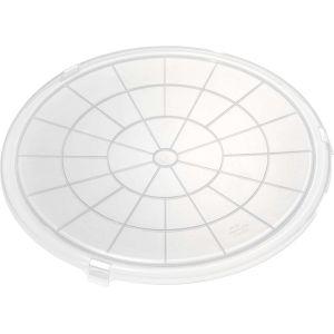 ROK Fedél 18 literes vödörhöz - áttetsző - Transparent Bucket Cover