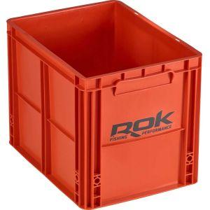 ROK CRATE 433 - nagy tároló rekesz - tető nélkül 40cm x 30cm x 32cm