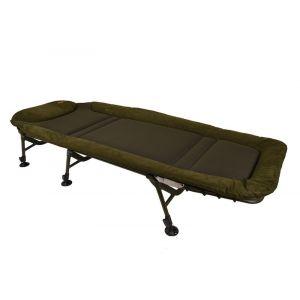 SOLAR SP C-TECH Bedchair - 6 lábú horgászágy