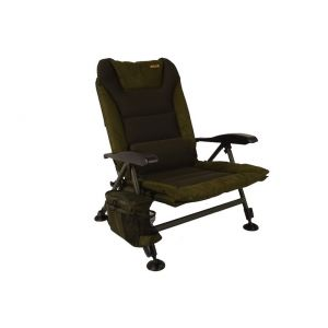 Solar Tackle - SP C-Tech Recliner Chair - Low