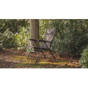 SOLAR Undercover Camo Recliner Chair - CAMO karfás szék