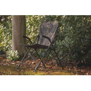 SOLAR Undercover Camo Easy Chair High - karfás szék