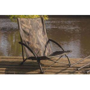 SOLAR Undercover Camo Easy Chair Low - alacsony szék