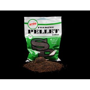 Stég Product Feedeing Pellet 2mm Garlic 800gr
