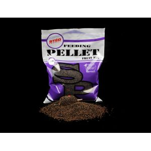 Stég Product Feedeing Pellet 2mm Fruit Mix 800gr