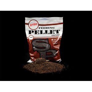 Stég Product Feedeing Pellet 2mm Sausage 800gr