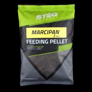 Stég Product Feedeing Pellet 2mm Marcipan 800gr