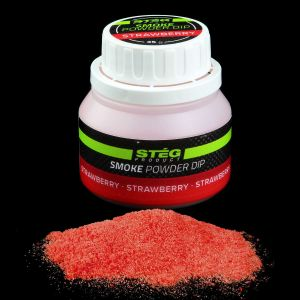 Stég Product Smoke Powder Dip Strawberry 35gr