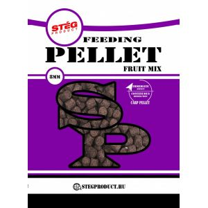 Stég Product Feedeing Pellet 8mm Frut 800gr
