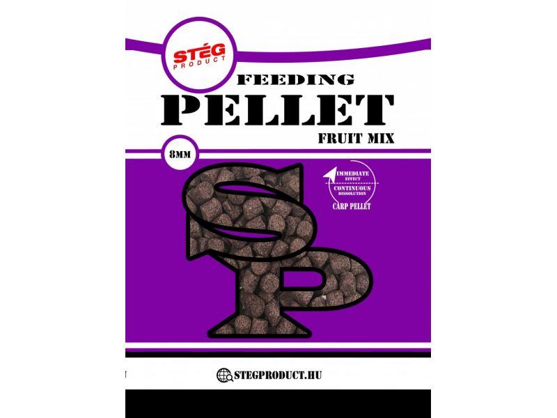 Stég Product Feedeing Pellet 8mm Frut 800gr