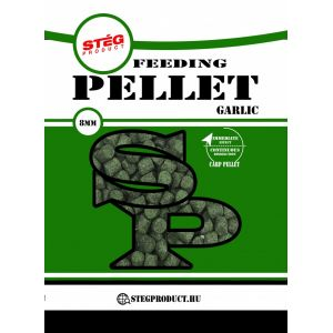 Stég Product Feedeing Pellet 8mm Garlic  800gr