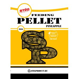 Stég Product Feedeing Pellet 8mm Pineapple 800gr