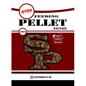 Stég Product Feedeing Pellet 8mm Sausage 800gr