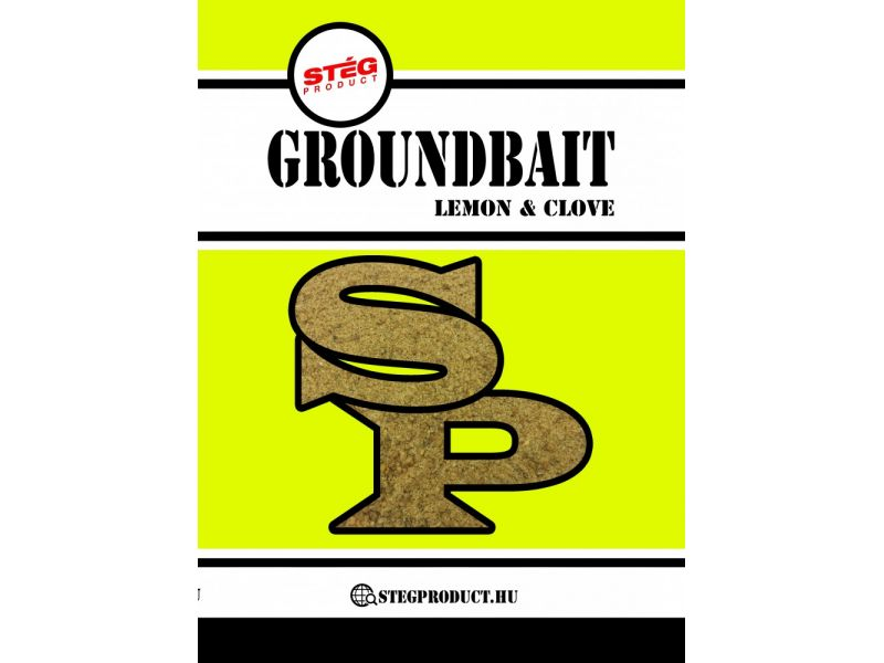 Stég Product Groundbait Lemon & Clove 1kg