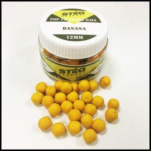 Stég Product Pop Up Smoke Ball 12mm Banana 40gr
