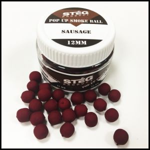 Stég Product Pop Up Smoke Ball 12mm Sausage 40gr