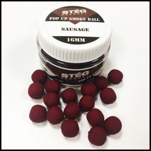 Stég Product Pop Up Smoke Ball 16mm Sausage 40gr