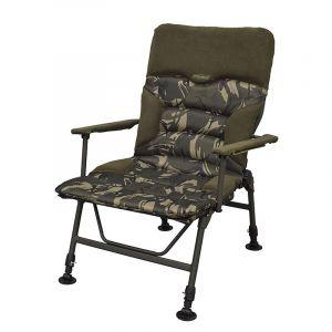 Starbaits Cam Concept Recliner karfás szék
