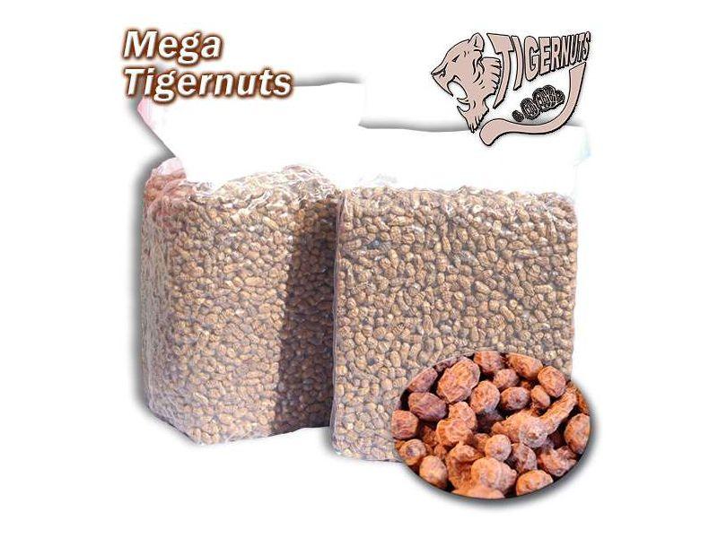 Tigrismogyoró Zsugorfóliás MEGA BARNA - 12,5kg (15-30mm)
