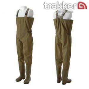 Trakker N2 Chest Waders - Melles csizma (41-47)