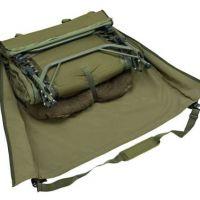 Szék- és ágytartó táskák