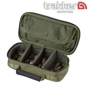 Trakker NXG Lead Pouch 4 Compartment -  Ólomtartó táska