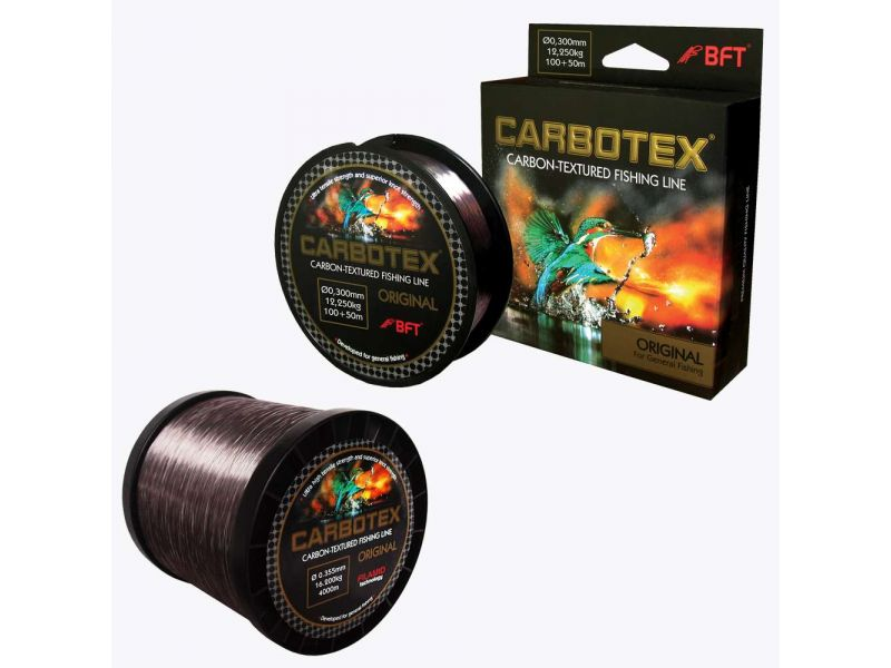 Carbotex Original - monofil zsinór - 300m