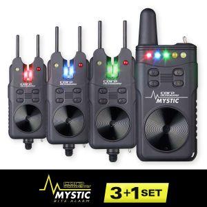 Mystic kapásjelző készlet 3+1 vagy 4+1