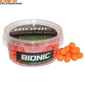 Carp Academy Bionic Fluo-pop up boilies - 70g - Megafruit