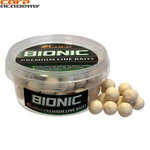 Carp Academy Bionic Fluo-pop up boilies - 70g - Spice