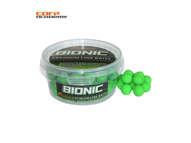 Carp Academy Bionic Fluo-pop up boilies - 70g - GLM