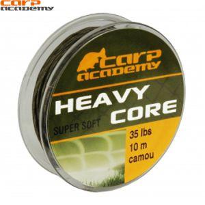 Carp Academy Heavy Core 10m - 35lb; 45lb; 65lb Camo