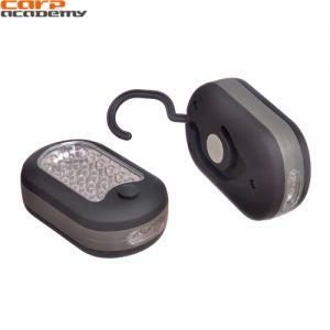 Carp Academy LED-es tábori lámpa (24+3LED)