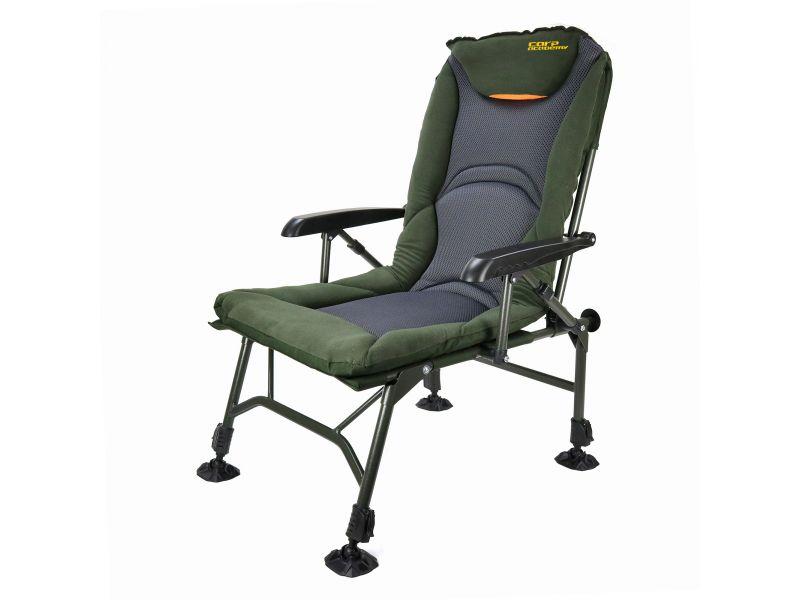 Carp Academy Giant karfás fotel