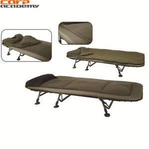 Carp Academy Relax pontyozó ágy + hálózsák