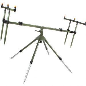 Carp Academy Silencer Rod Pod 4Lábú