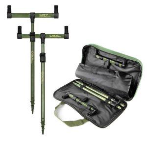 CA Bottartó készlet Black Carp 2db-os 40-60cm/25cm