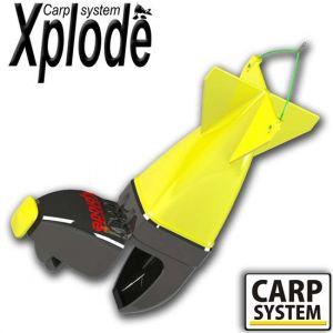 XPLODE Carp System etető rakéta