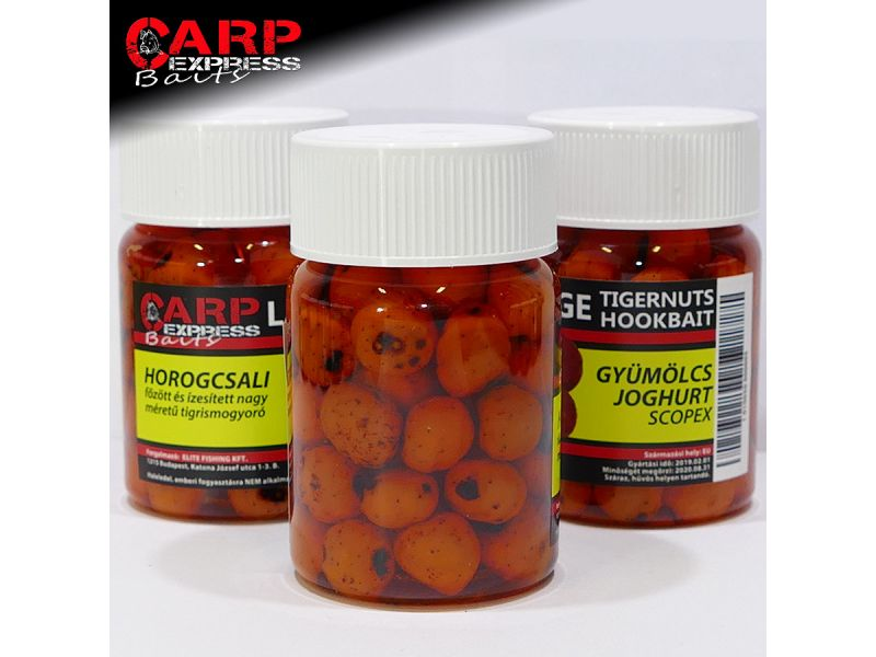 CPX Baits Főtt színezett horogcsali - Gyümölcs Joghurt - 50