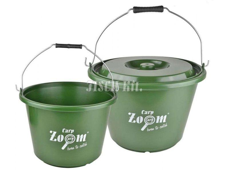 Carp Zoom Horgász vödör 18 liter
