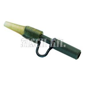 Carp Zoom Extra erős ólomkapocs+gumihüvely, zöld, 6db