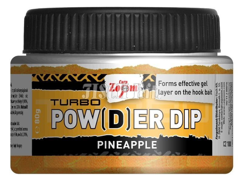 Carp Zoom Turbo Powder dip - pordip - 80g